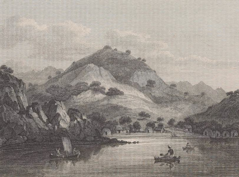 Voyages and Travels to India, Ceylon, the Red Sea, Abyssinia, and Egypt Vol. 2 - View of the Village in Valentia (1809)