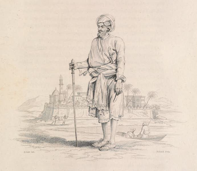 Voyages and Travels to India, Ceylon, the Red Sea, Abyssinia, and Egypt Vol. 2 - Hamed Chamie (1809)