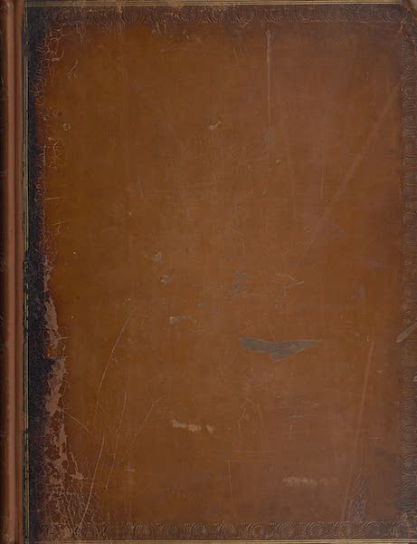 Voyages and Travels to India, Ceylon, the Red Sea, Abyssinia, and Egypt Vol. 3 - Front Cover (1809)