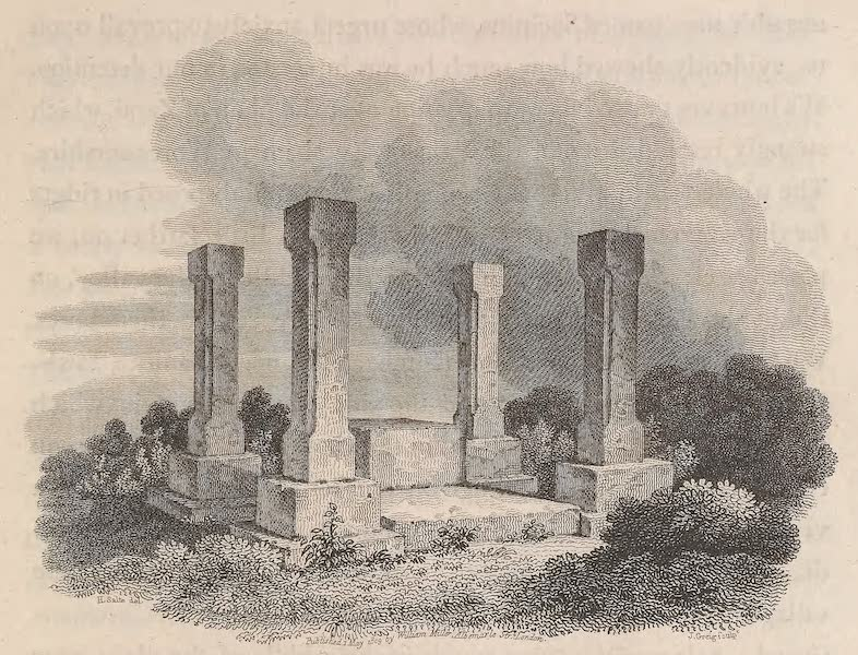 Voyages and Travels to India, Ceylon, the Red Sea, Abyssinia, and Egypt Vol. 3 - The King's Seat at Axum (1809)