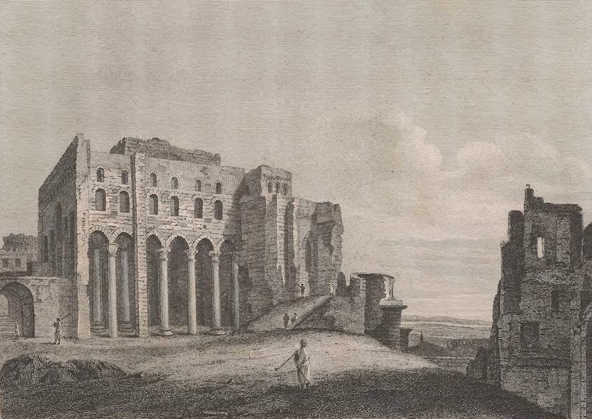 Voyages and Travels to India, Ceylon, the Red Sea, Abyssinia, and Egypt Vol. 3 - The Great Hall of Joseph (1809)