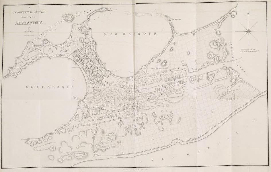 A Geometrical Survey of the City of Alexandria