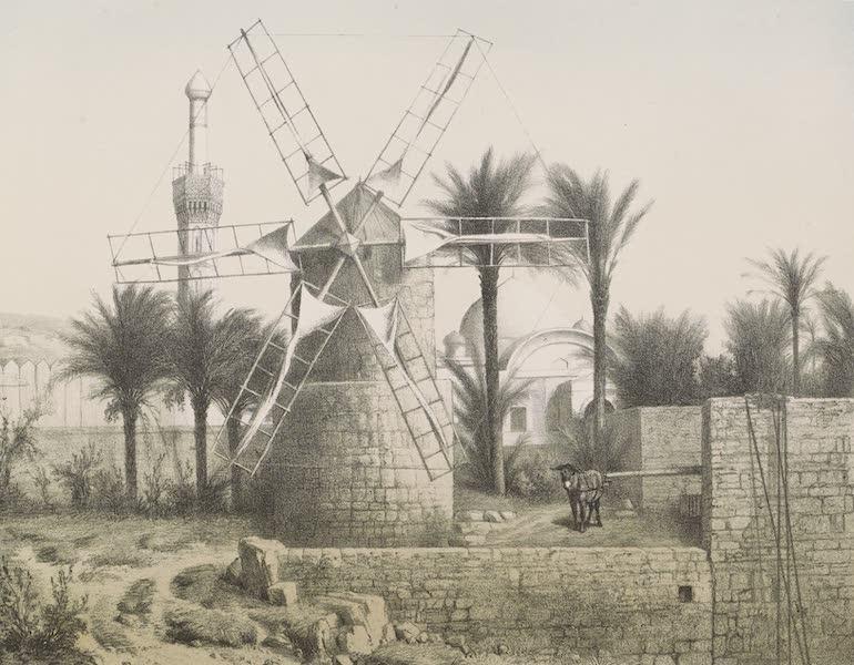 Voyages au Soudan Oriental et Dans l'Afrique Septentrionale - Planche 54. Vue prise à Alexandrie. (1852)