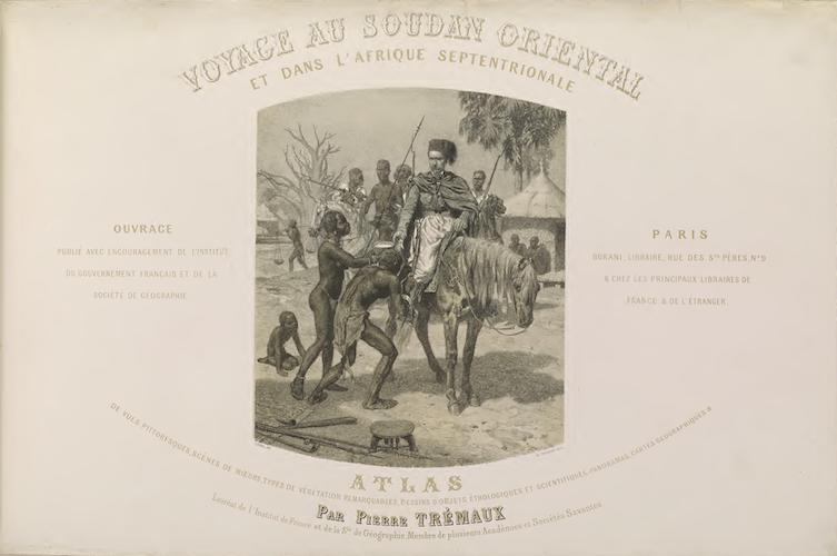 Voyages au Soudan Oriental et Dans l'Afrique Septentrionale (1852)