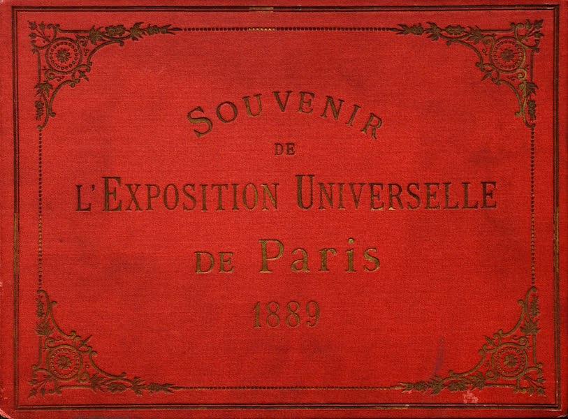Vues de l'Exposition Universelle - Front Cover (1889)