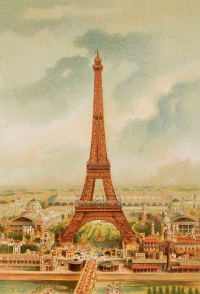 Vues de l'Exposition Universelle - La Tour de 300 Meters (1889)