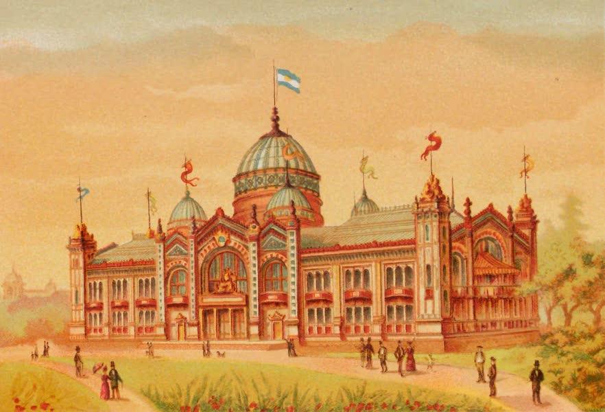Vues de l'Exposition Universelle - Republique Argentine (1889)