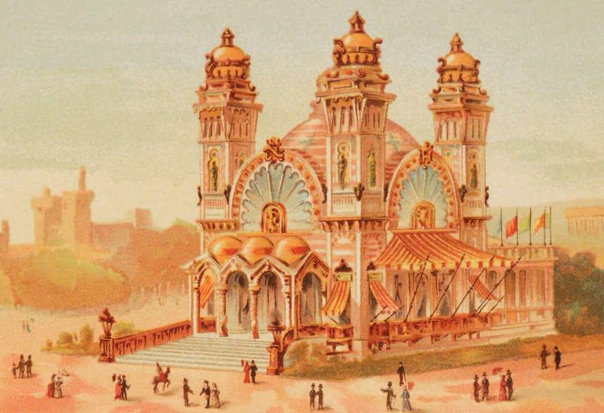 Vues de l'Exposition Universelle - Pavillon de la Bolivie (1889)