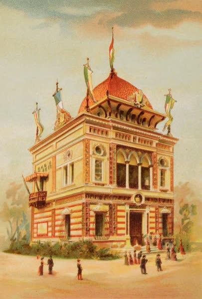 Vues de l'Exposition Universelle - Salvador (1889)