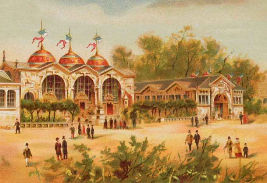 Vues de l'Exposition Universelle - Palais de L'Hygiene (1889)