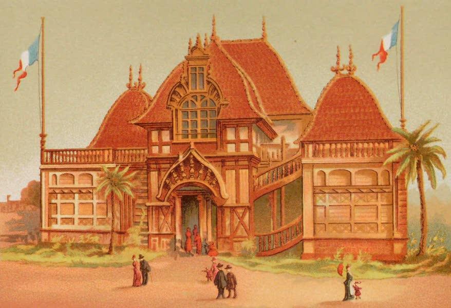 Vues de l'Exposition Universelle - Nicaragua (1889)