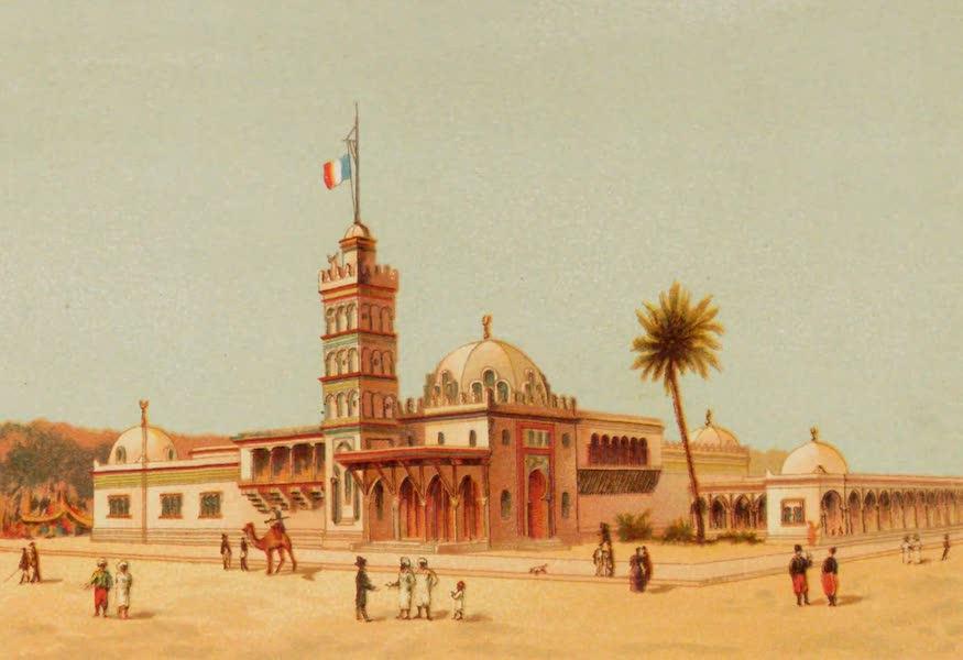 Vues de l'Exposition Universelle - Algerie (1889)