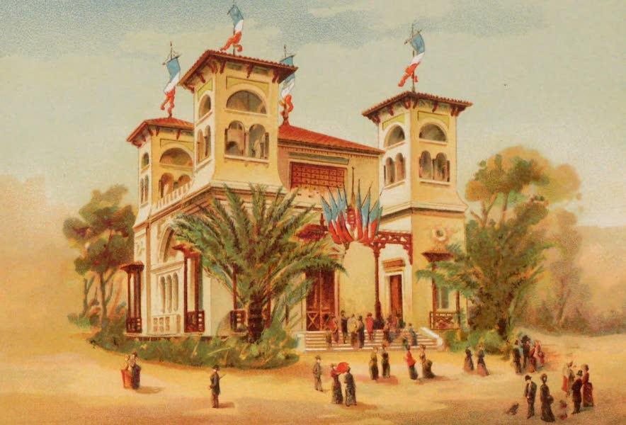 Vues de l'Exposition Universelle - Monaco (1889)