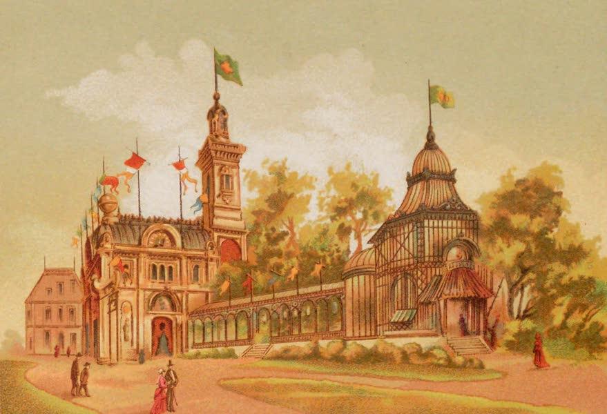 Vues de l'Exposition Universelle - Bresil (1889)