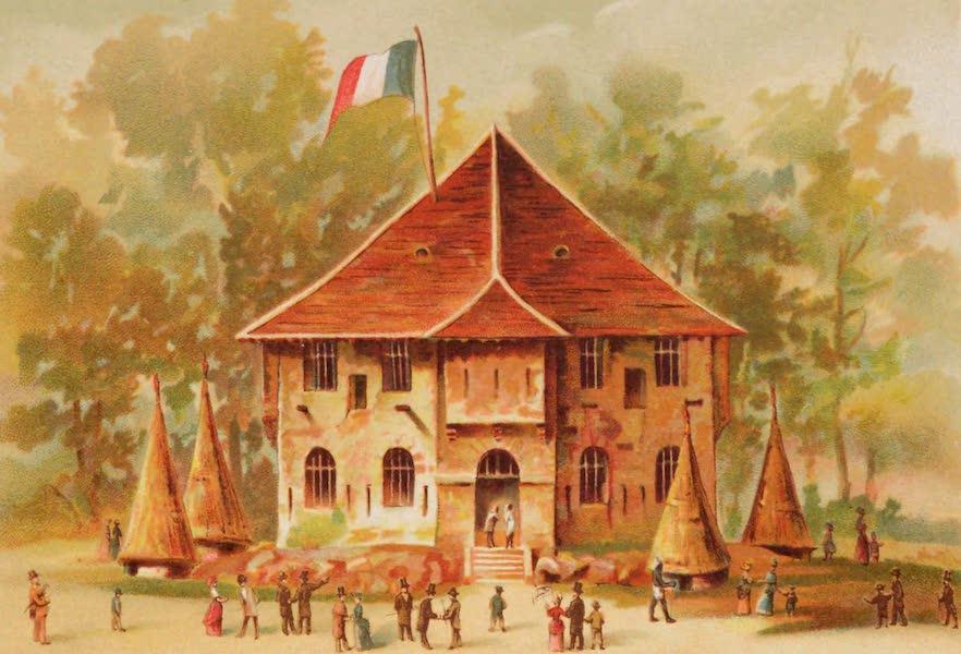 Vues de l'Exposition Universelle - Senegal (1889)