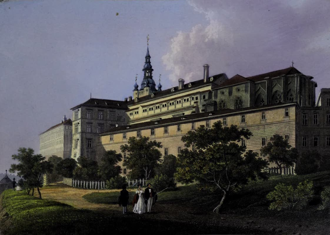 Vues de Prague - View of Prague: I (1800)