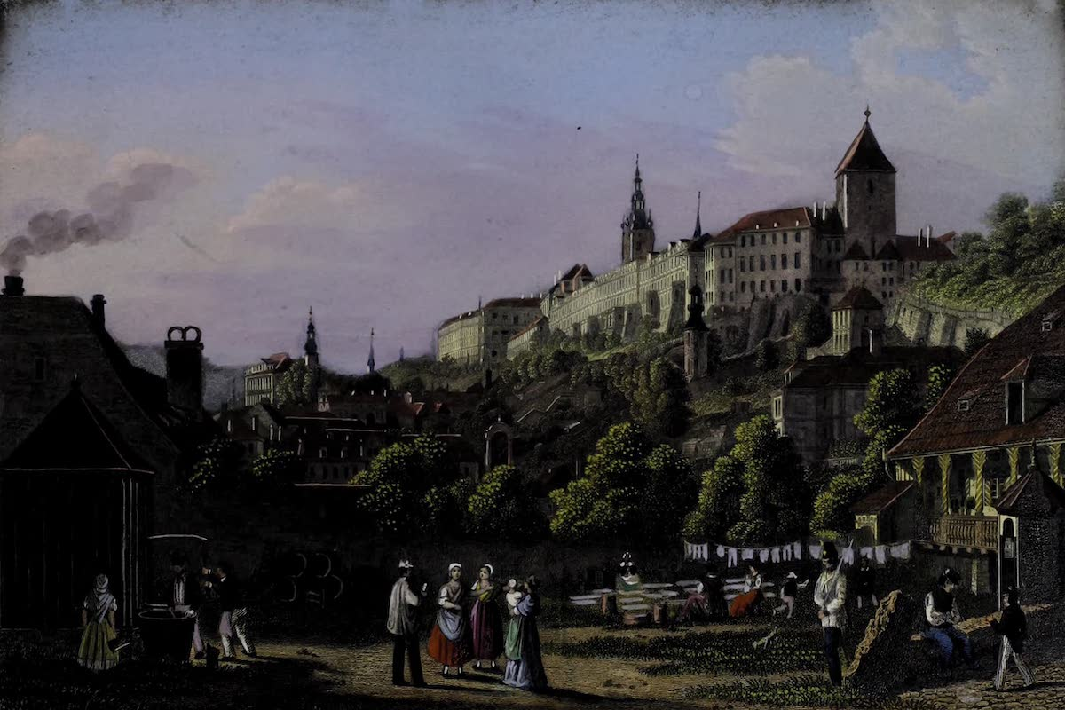 Vues de Prague - View of Prague: II (1800)