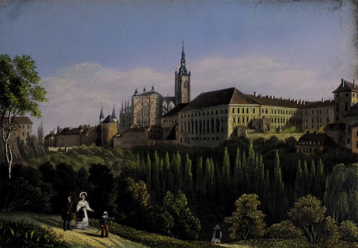 Vues de Prague - View of Prague: V (1800)