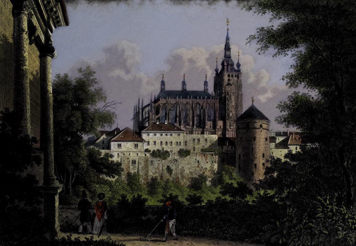Vues de Prague - View of Prague: VI (1800)