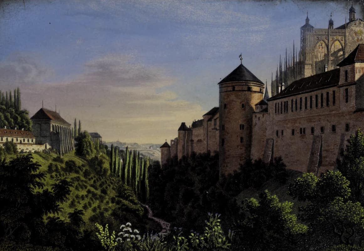 Vues de Prague - View of Prague: VII (1800)