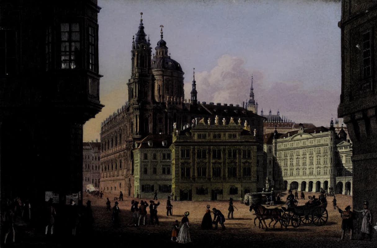 Vues de Prague - View of Prague: VIII (1800)