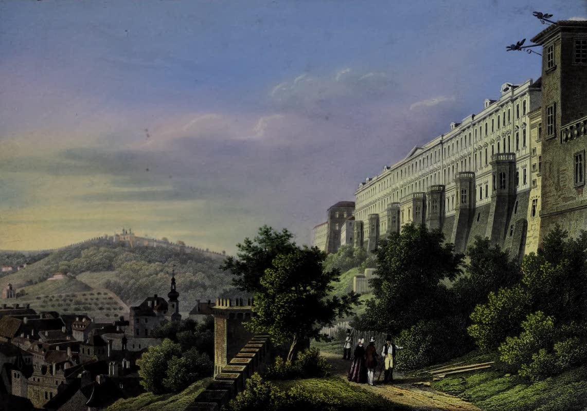 Vues de Prague - View of Prague: IX (1800)