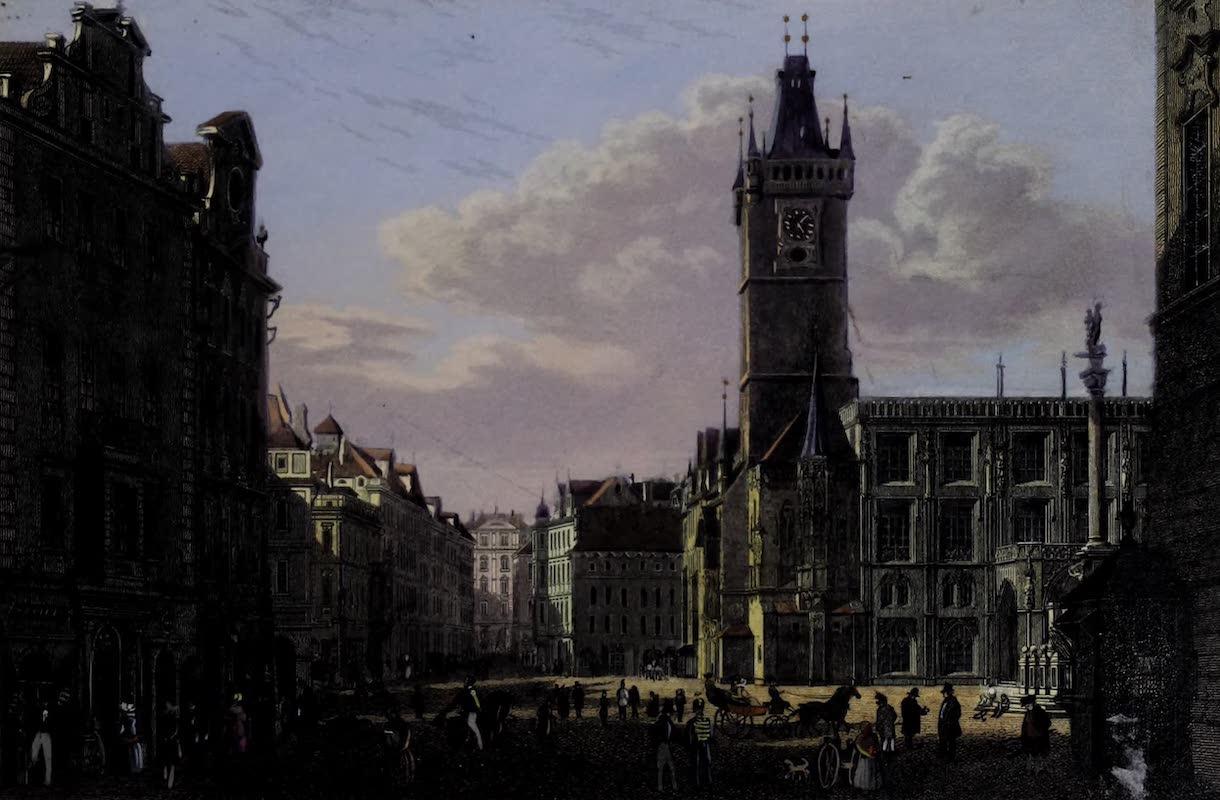 Vues de Prague - View of Prague: X (1800)