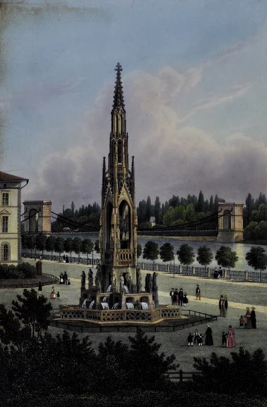 Vues de Prague - View of Prague: XII (1800)