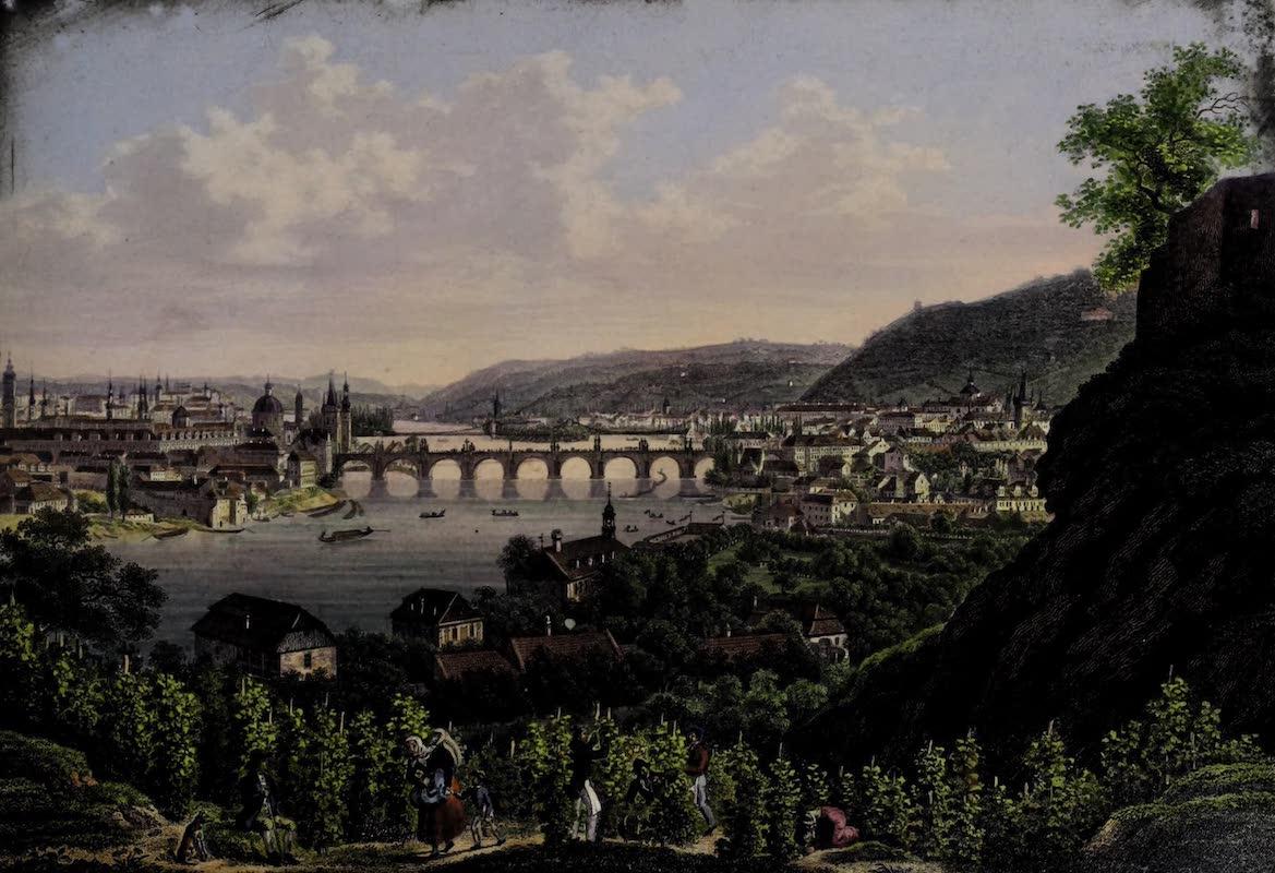 Vues de Prague - View of Prague: XIII (1800)