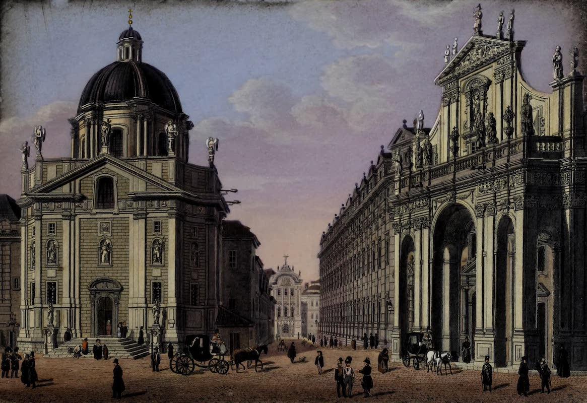 Vues de Prague - View of Prague: XVI (1800)
