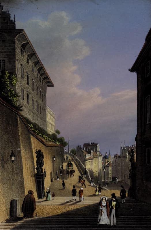 Vues de Prague - View of Prague: XVII (1800)