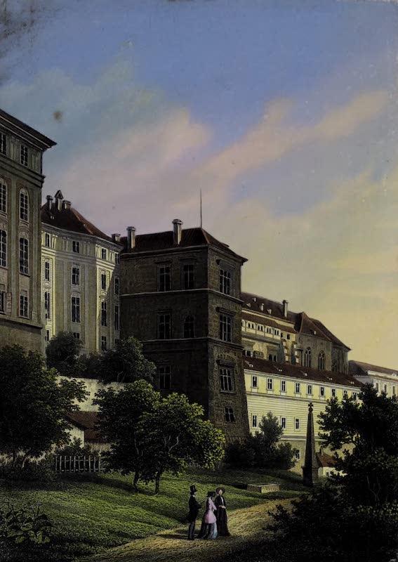 Vues de Prague - View of Prague: XVIII (1800)