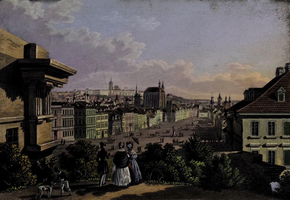 Vues de Prague - View of Prague: XIX (1800)
