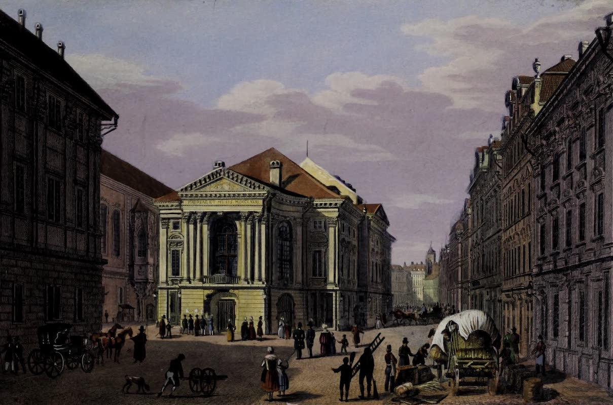 Vues de Prague - View of Prague: XX (1800)