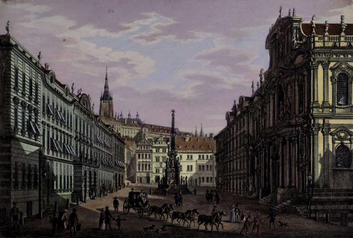 Vues de Prague - View of Prague: XXI (1800)