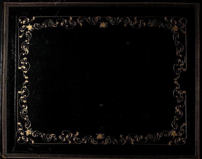 Vues de Prague - Back Cover (1800)