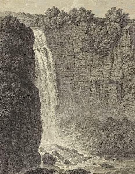 Vues des Cordilleres et Monumens de l'Amerique - Chute du Tequendama (1813)