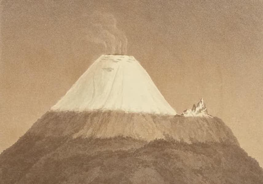 Vues des Cordilleres et Monumens de l'Amerique - Volcan de Cotopaxi (1813)