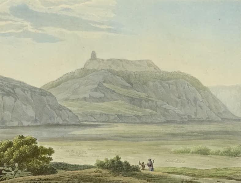 Vues des Cordilleres et Monumens de l'Amerique - Coffre de Perote (1813)