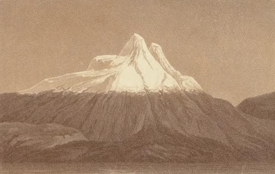 Vues des Cordilleres et Monumens de l'Amerique - Montagne d'Illinissa (1813)