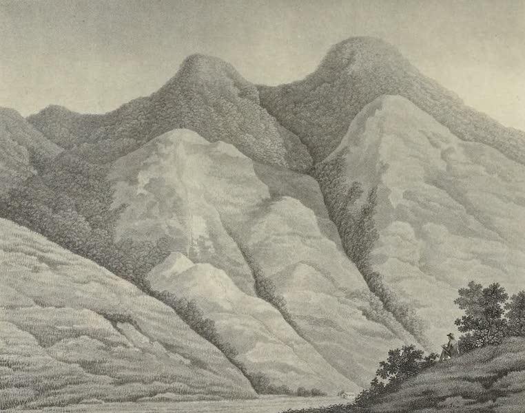 Vues des Cordilleres et Monumens de l'Amerique - Vue de la Silla de Caracas (1813)