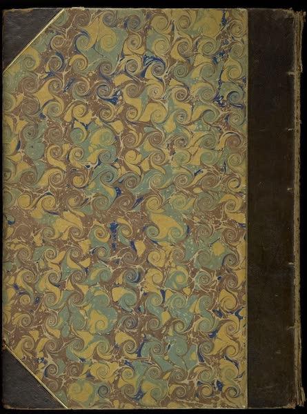 Vues des Cordilleres et Monumens de l'Amerique - Back Cover (1813)