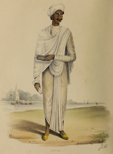 Wanderings of a Pilgrim, in Search of the Picturesque Vol. 1 - Sircar (1850)