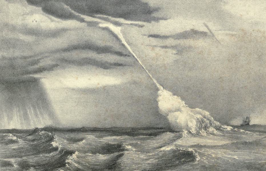 Wanderings of a Pilgrim, in Search of the Picturesque Vol. 2 - Waterspouts (1850)