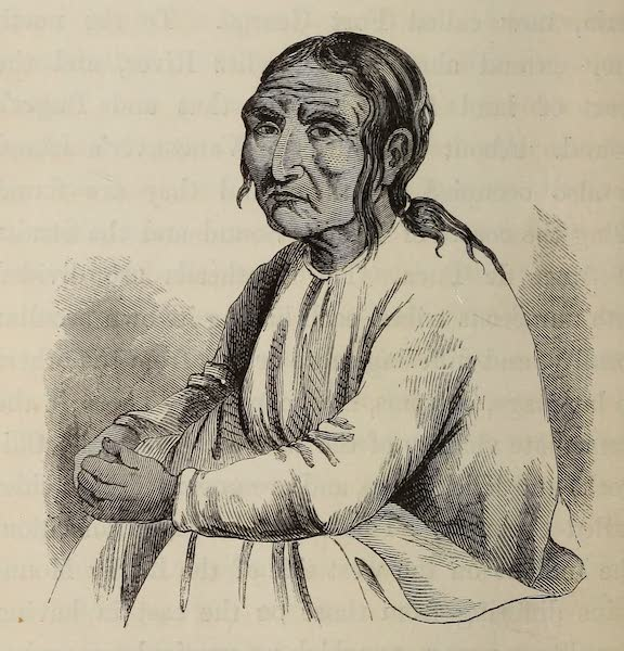 Wanderings of an Artist among the Indians of North America - Portrait of Ca-sa-nov  (1859)