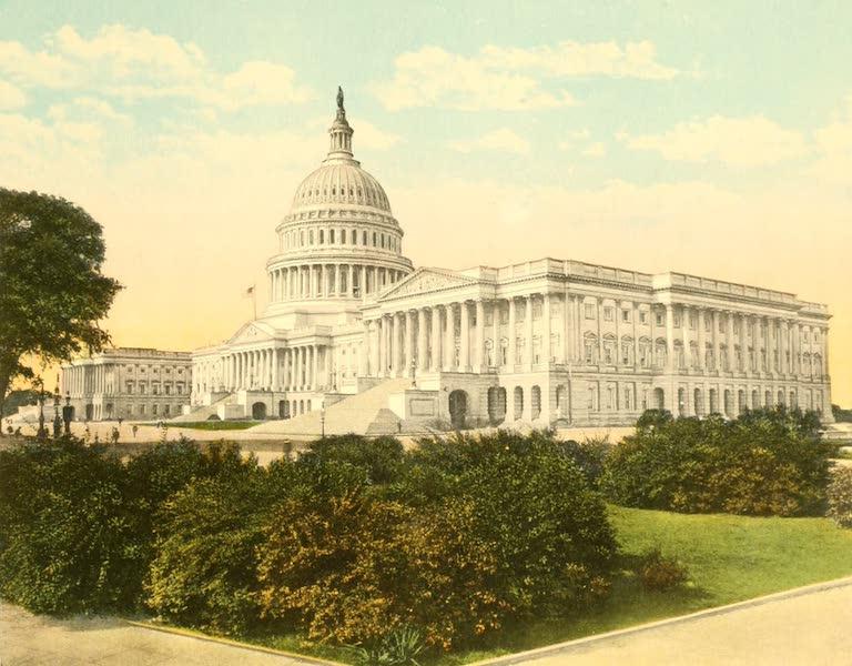 Washington, the City Beautiful - The Capitol (1918)