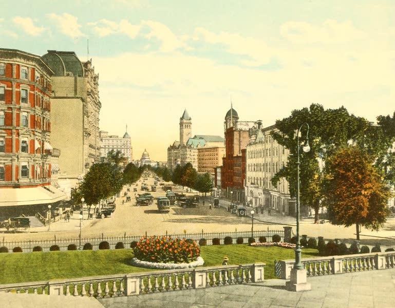 Washington, the City Beautiful - Pennsylvania Avenue (1918)