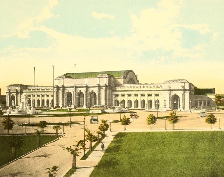 Washington, the City Beautiful - Union Station (1918)