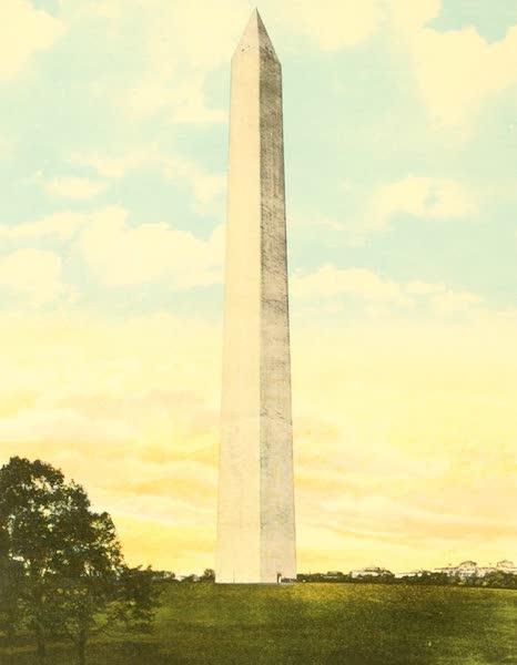 Washington, the City Beautiful - Washington Monument (1918)