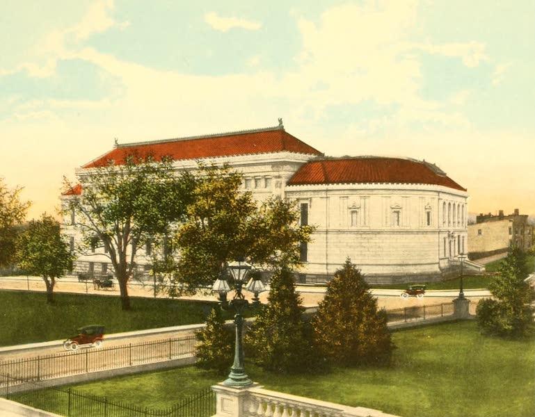 Washington, the City Beautiful - Corcoran Art Gallery (1918)